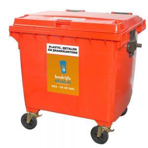 PMD 1100 liter