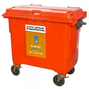 PMD container 240 liter