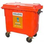 PMD 660 liter