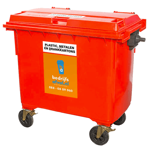 PMD container