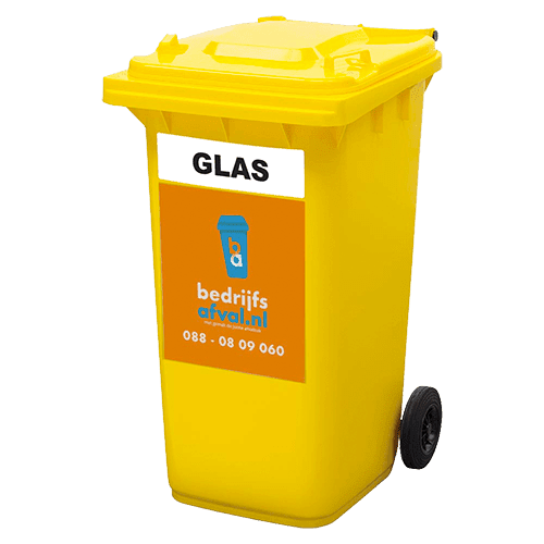 Glascontainer 240 liter