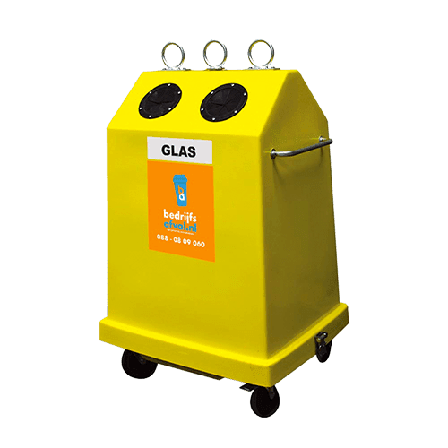Glascontainer 900 liter