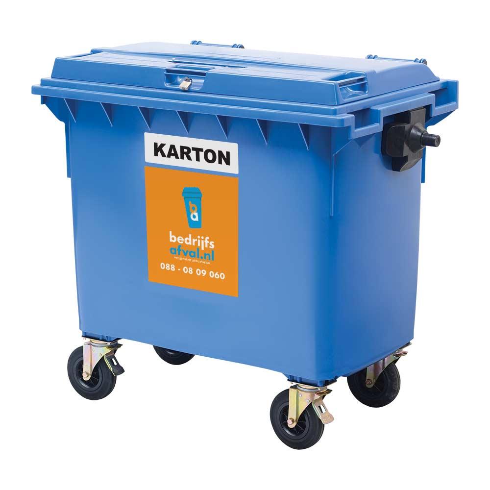 Goedkope container