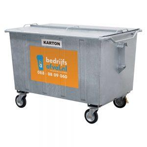 Papier/karton 1300 liter