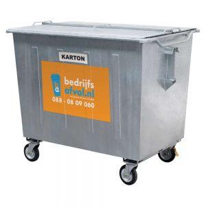 Papier/karton 1600 liter