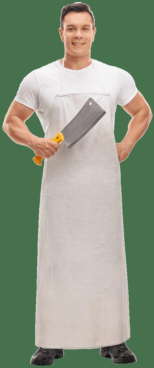 Bedrijfsafval slager