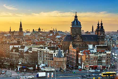 Rolcontainer huren Amsterdam