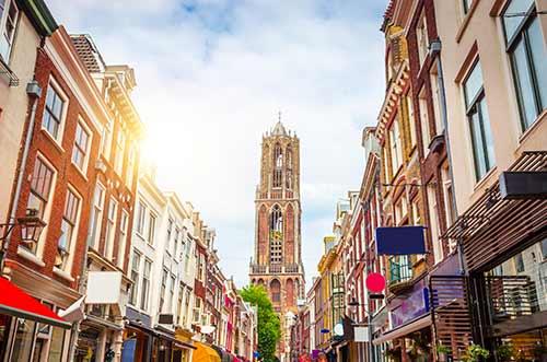 Rolcontainer huren Utrecht